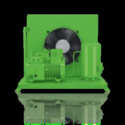 Unidade Condensadora Com Compressor Semi-Herméticos